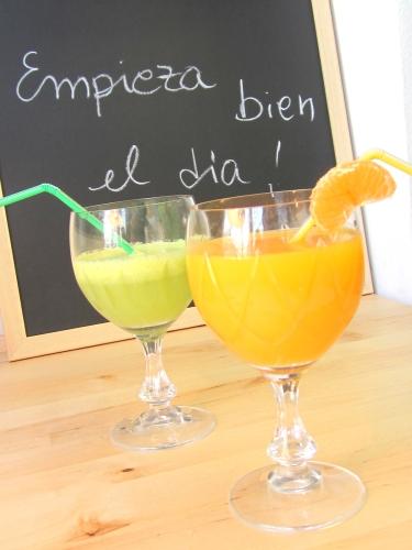zumos manzana apio- mango mand